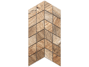 MOZAIKA GRESOWA DOUBLE CHEVRON CYPRESS
